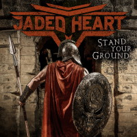 Jaded Heart Stand Your Ground Album Cover