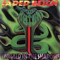 [Jaded Reign Tangled In the Shadows Album Cover]