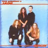 [Pete Sandberg's Jade Origin Album Cover]