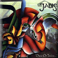 Jadis Once Or Twice EP. Album Cover