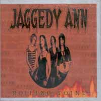 Jaggedy Ann Boiling Point Album Cover