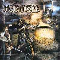 [Jag Panzer Thane to the Throne Album Cover]
