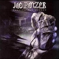 [Jag Panzer Casting The Stones Album Cover]