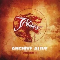 [Jaguar Archive Alive Volume 1 Album Cover]