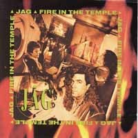 JAG Fire In The Temple Album Cover