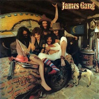 [James Gang Bang Album Cover]
