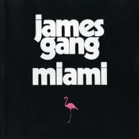 James Gang Miami Album Cover