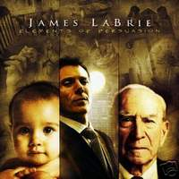 [James LaBrie Elements of Persuasion Album Cover]