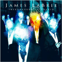 [James LaBrie Impermanent Resonance Album Cover]