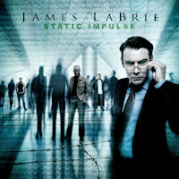 [James LaBrie Static Impulse Album Cover]