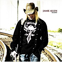 [Jamie Allen The Storyteller Album Cover]