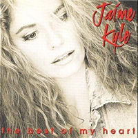[Jaime Kyle The Best of My Heart Album Cover]
