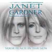 [Janet Gardner Your Place In the Sun Album Cover]