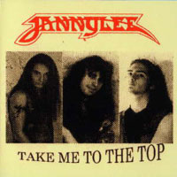 [Jannylee Take Me To The Top Album Cover]