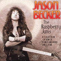 [Jason Becker The Raspberry Jams Album Cover]