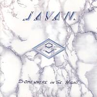 [Javan Somewhere In The Night Album Cover]