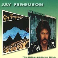 Jay Ferguson Terms and Conditions / White Noise Album Cover