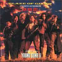[Jon Bon Jovi Blaze Of Glory Album Cover]