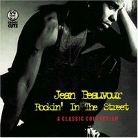 [Jean Beauvoir Rockin' In The Street - A Classic Collection Album Cover]