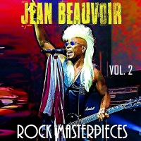 [Jean Beauvoir Rock Masterpieces Vol. 2 Album Cover]