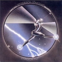 Jefferson Starship Dragon Fly Album Cover