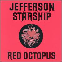 [Jefferson Starship Red Octopus Album Cover]