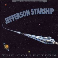 [Jefferson Starship The Collection Album Cover]