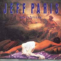 [Jeff Paris Race To Paradise Album Cover]