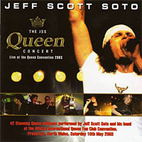 [Jeff Scott Soto Live at the Queen Convention Album Cover]