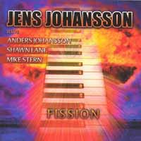 [Jens Johansson Fission Album Cover]