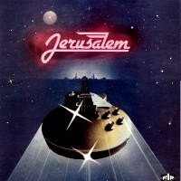 Jerusalem Jerusalem Album Cover