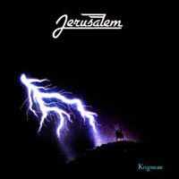 Jerusalem Krigsman Album Cover