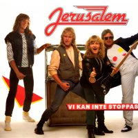 Jerusalem Can't Stop Us Now  Album Cover