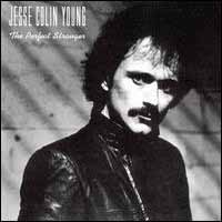 [Jesse Colin Young The Perfect Stranger Album Cover]