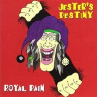 [Jester's Destiny Royal Pain Album Cover]