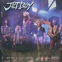 [Jetboy Feel The Shake Album Cover]