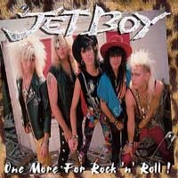 [Jetboy One More For Rock 'n' Roll! Album Cover]