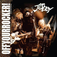 [Jetboy Off Your Rocker  Album Cover]
