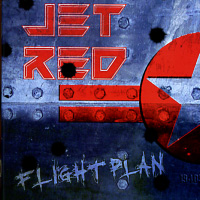 Jet Red Flight Plan Album Cover