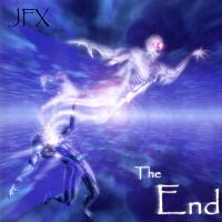 [JFX The End Album Cover]