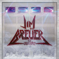 [Jim Breuer and The Loud and Rowdy Songs From The Garage Album Cover]