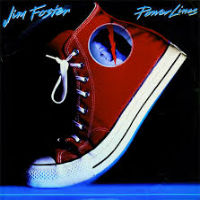 [Jim Foster Power Lines Album Cover]