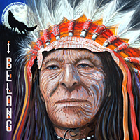 Jimi Anderson Group I Belong Album Cover
