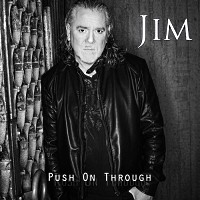 [Jim Jidhed Push On Through Album Cover]