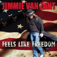 Jimmie Van Zant Feels Like Freedom Album Cover