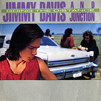 Jimmy Davis and Junction Going the Distance Album Cover