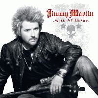 Jimmy Martin Wild At Heart Album Cover
