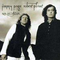 [Jimmy Page and Robert Plant No Quarter: Jimmy Page and Robert Plant Unledded Album Cover]