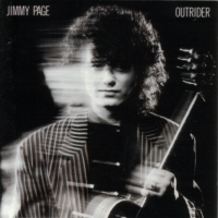 [Jimmy Page Outrider Album Cover]