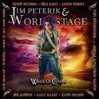 Jim Peterik and World Stage Winds of Change Album Cover